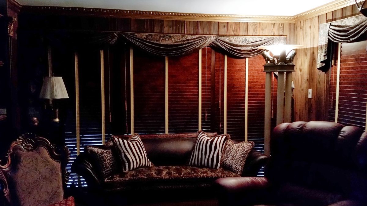 Swag jabots blinds upholstery malvern 2 window for 30 east salon downingtown pa